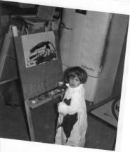 basement artist