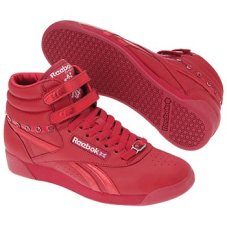 red reeboks